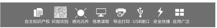 神盾FP-220居民身份证指纹采集器接口